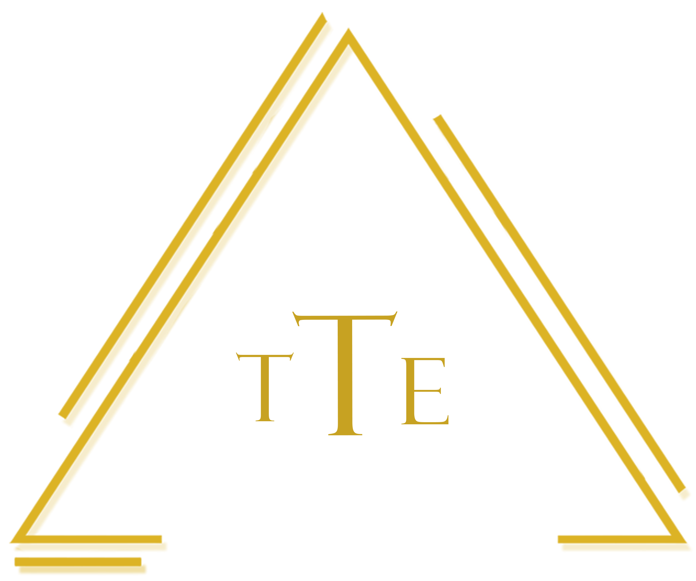TTE Gold - Image with Initials cropped